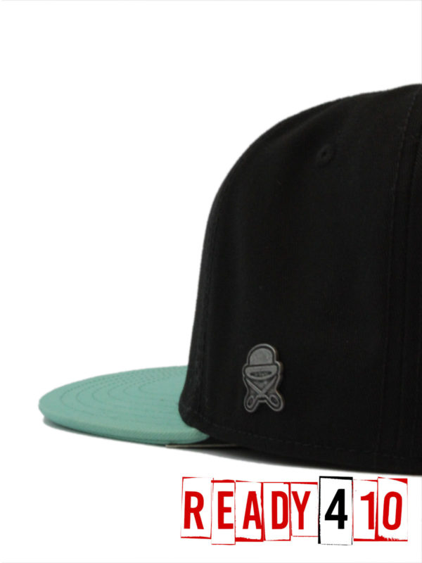 CAYLER & SONS CL Alelo Cap - black/mint - Detail Side