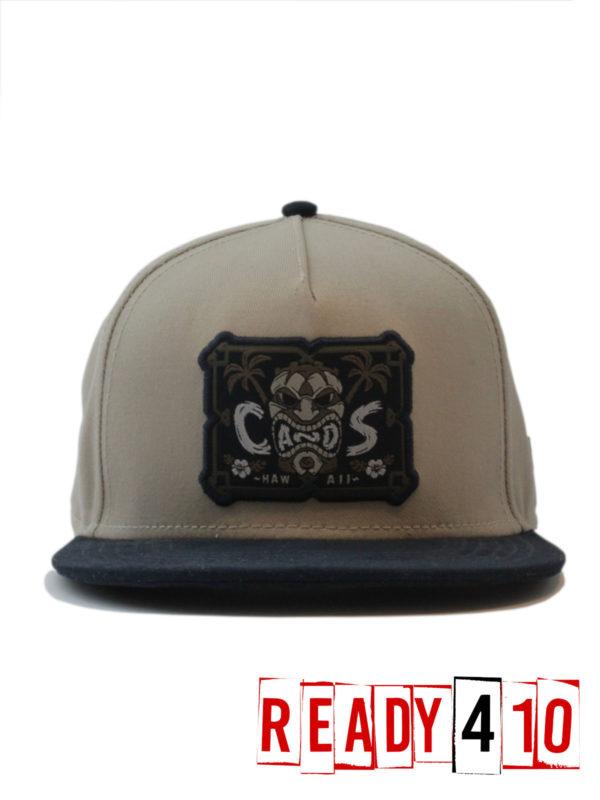 CAYLER & SONS CL Alelo Cap - sand/navy - Front