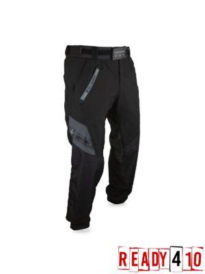 Bunkerkings Featherlite Fly Pants - Black - Front