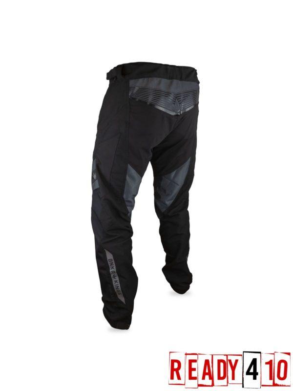 Bunkerkings Featherlite Fly Pants - Black - Back