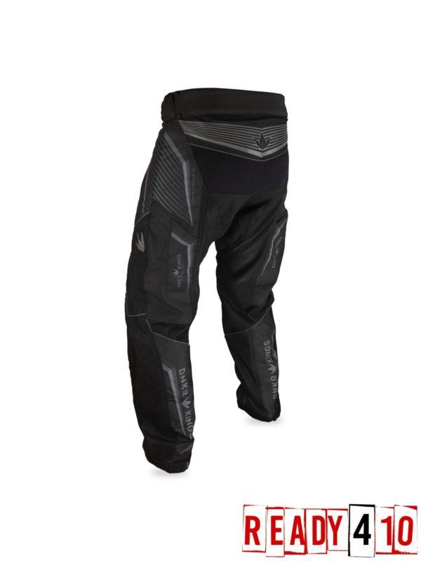 Bunkerkings V2 Supreme Pants - Black - Back