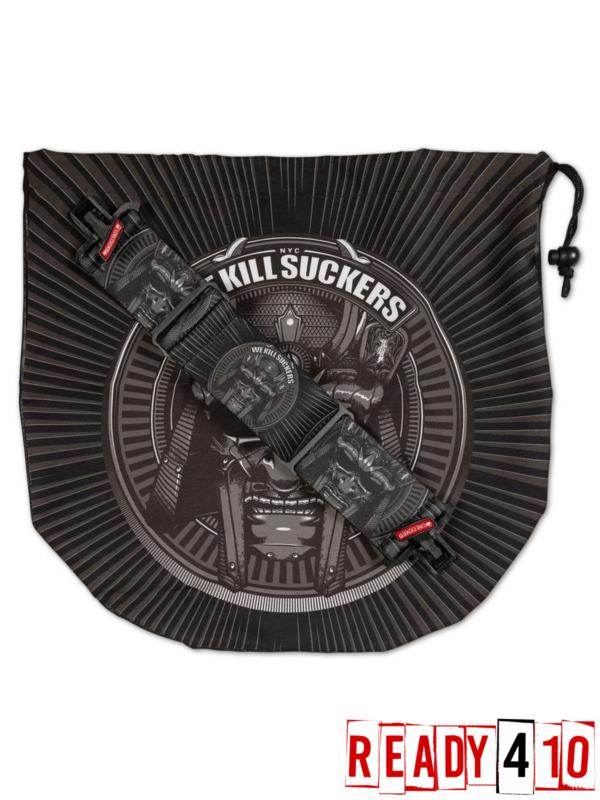 Bunkerkings - CMD - Black Samurai - Bag