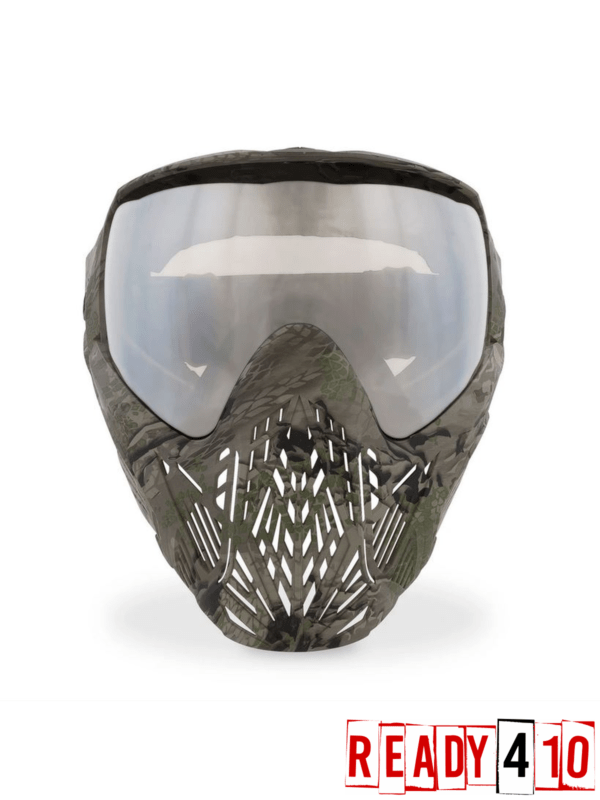 Bunkerkings - CMD Goggle - Highlander - Front