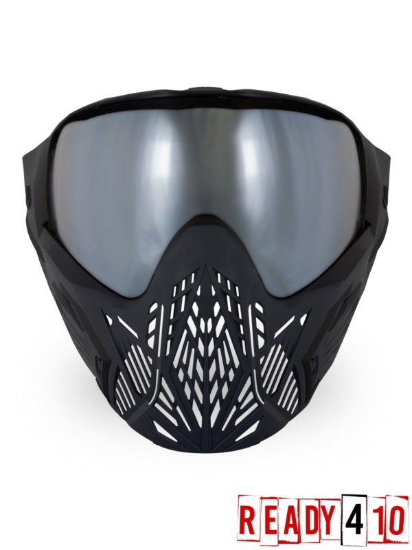 Bunkerkings - CMD Goggle - Black Carbon - Front