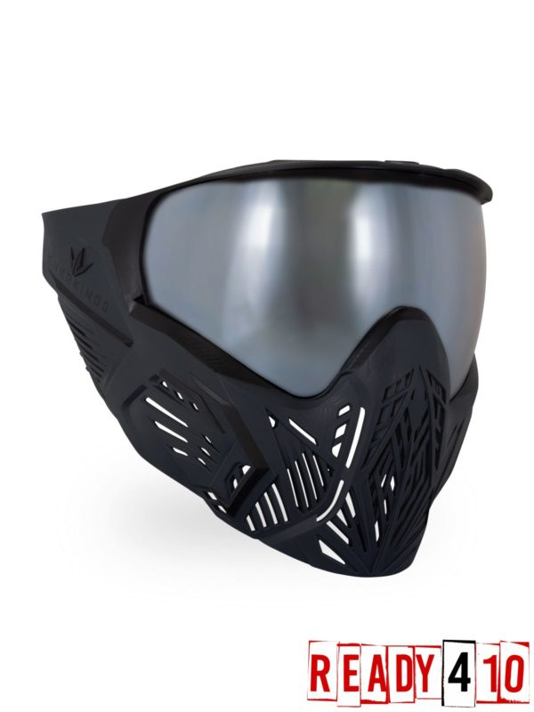 Bunkerkings - CMD Goggle - Black Carbon - Right Half