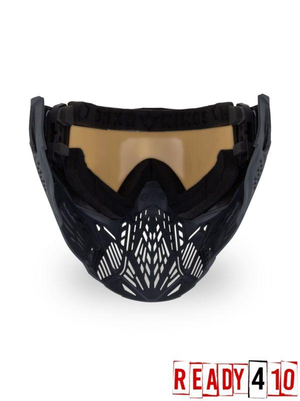 Bunkerkings - CMD Goggle - Black Carbon - Inside