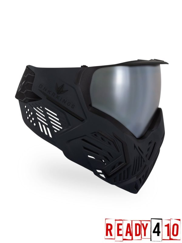 Bunkerkings - CMD Goggle - Black Carbon - Right
