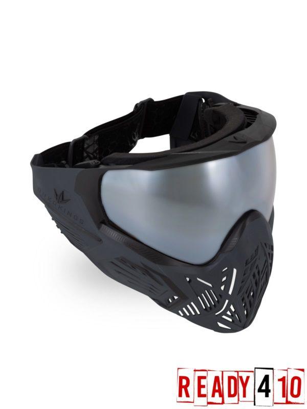 Bunkerkings - CMD Goggle - Black Carbon - Top