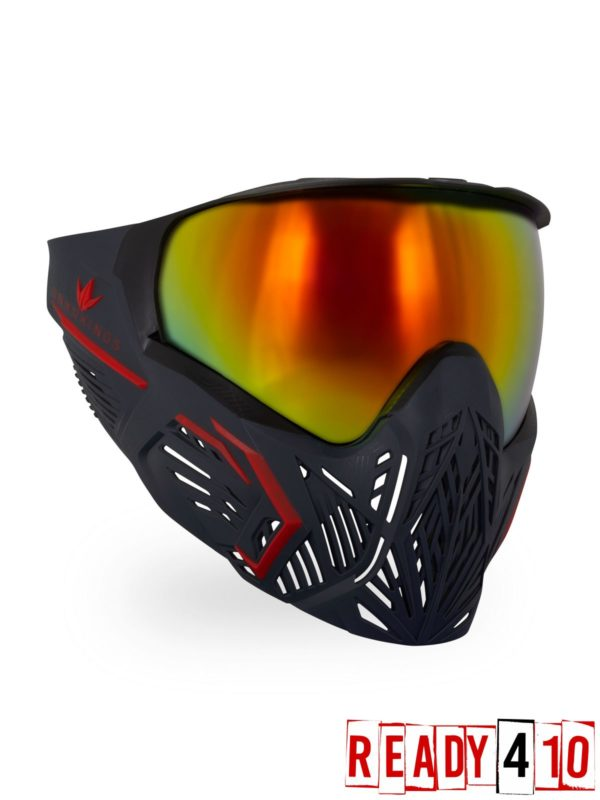 Bunkerkings - CMD Goggle - Black Demon - Right Half