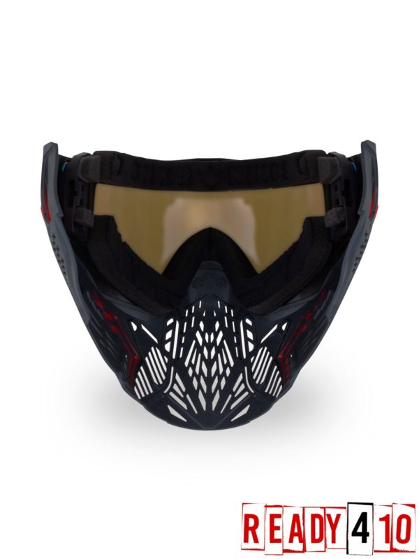 Bunkerkings - CMD Goggle - Black Demon - Inside