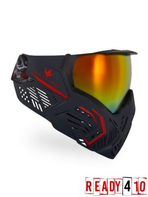 Bunkerkings - CMD Goggle - Black Demon - Right