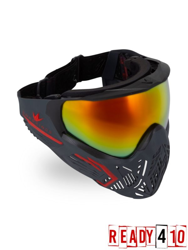 Bunkerkings - CMD Goggle - Black Demon - Top