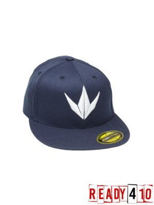 Bunkerkings Snapback Cap - Crown/Navy
