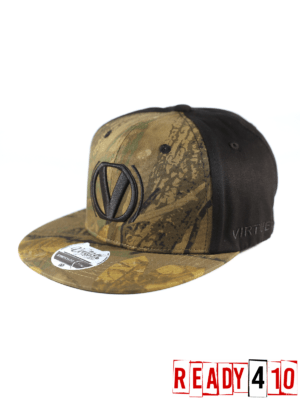 Virtue Flex Fit Hat - Camo - Outlander