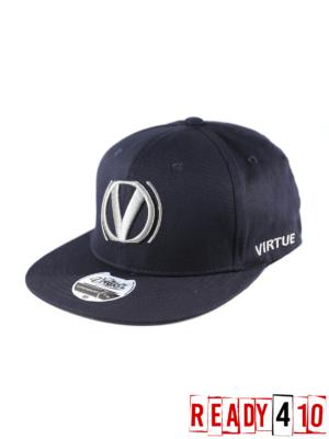 Virtue Flex Fit Hat - Navy - Highlander