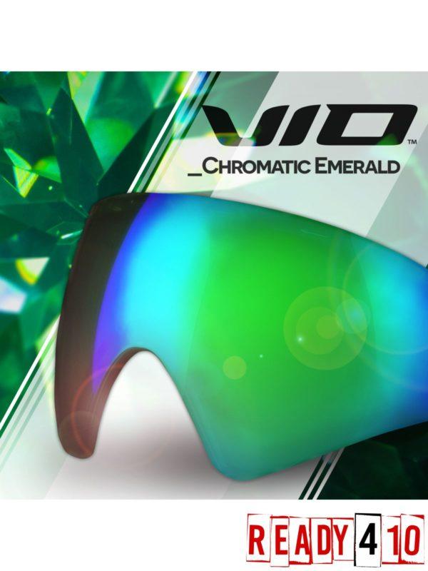 Virtue VIO Lens Chromatic Emerald - Lifestyle