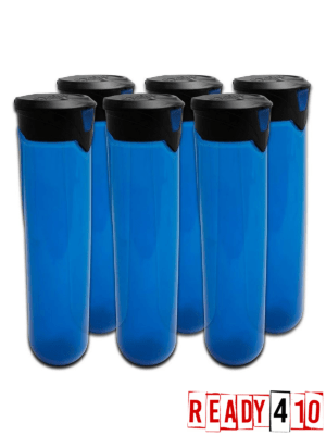 Virtue PF165 Pods - 6 Pack - Cyan