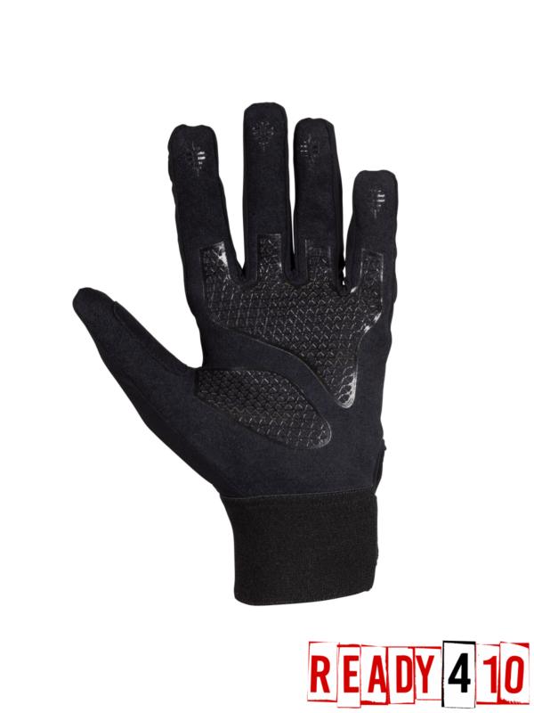 Virtue Breakout Gloves - Ripstop Full Finger - Black Camo - Inside