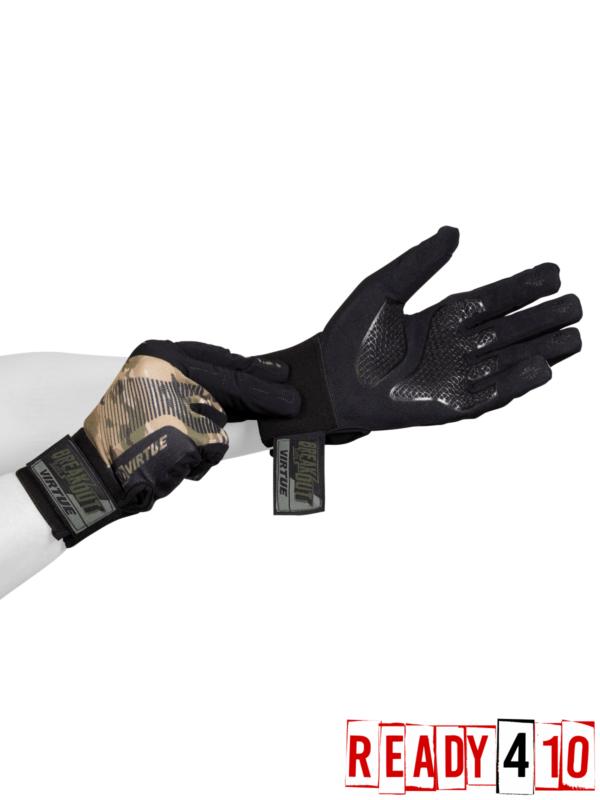 Virtue Breakout Gloves - Ripstop Full Finger - Camo