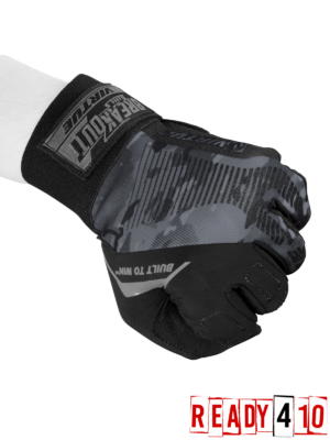 Virtue Breakout Gloves - Ripstop Full Finger - Black