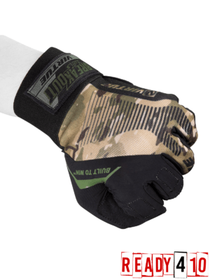 Virtue Breakout Gloves - Ripstop Full Finger - Camo Camo