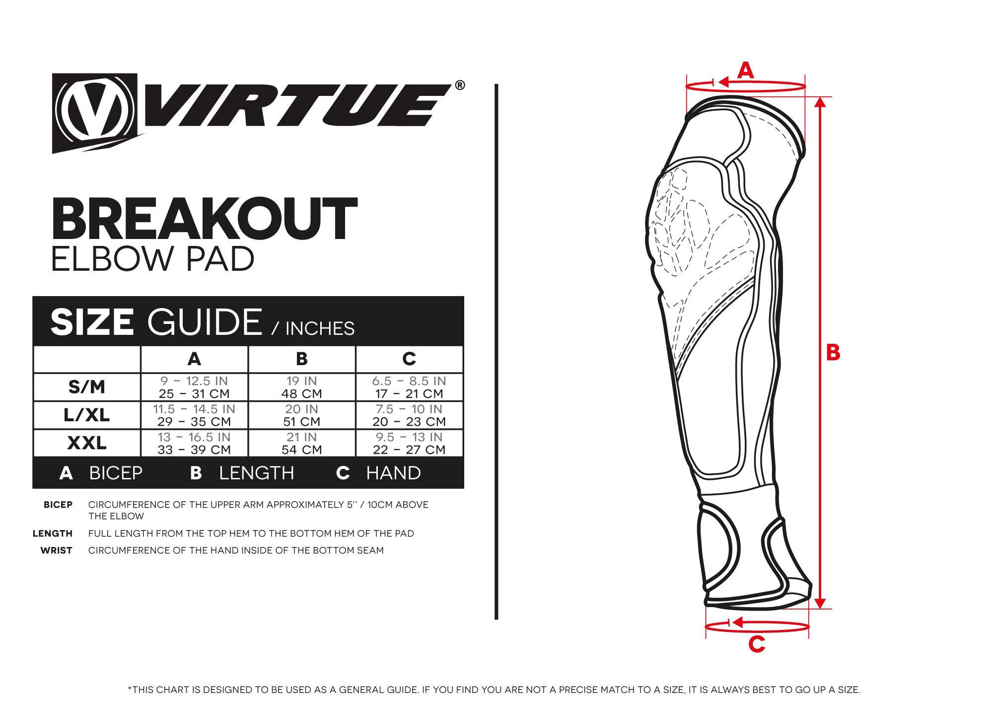 Virtue Breakout Elbow Pad