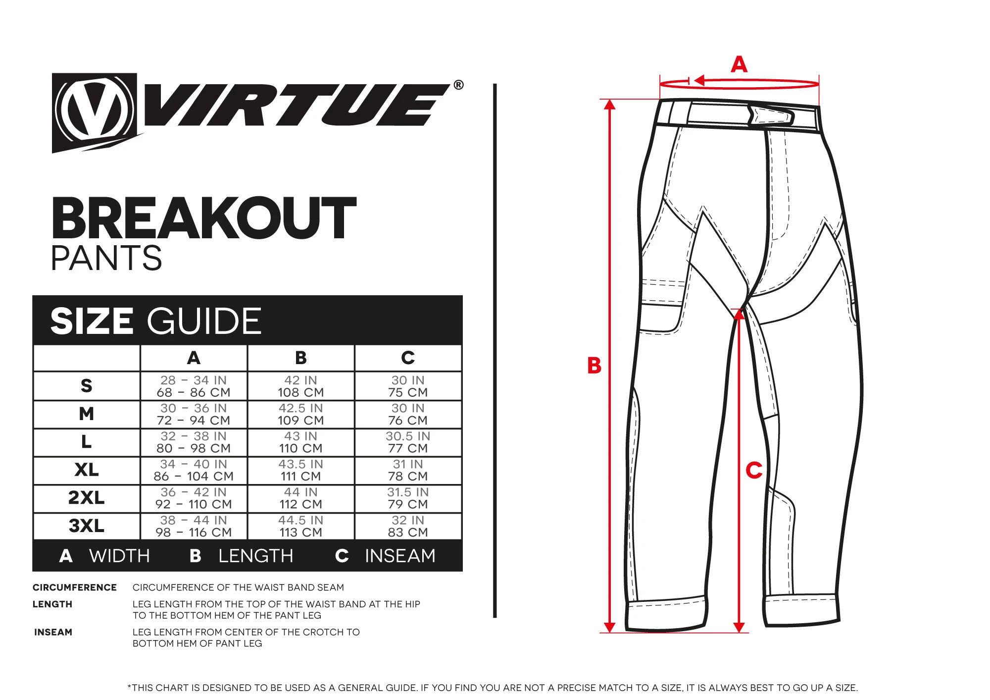 Bunkerkings Breakout Pants