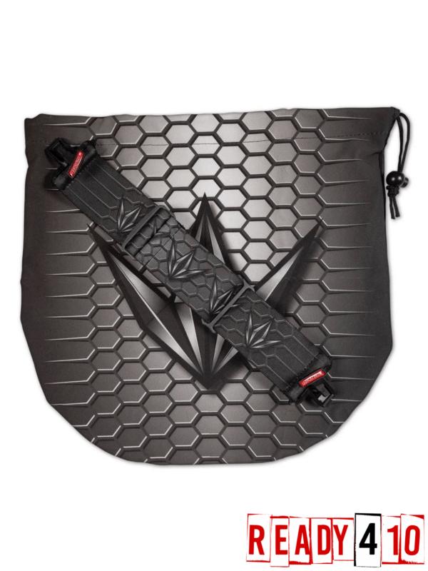 Bunkerkings CMD Black Carbon Bag