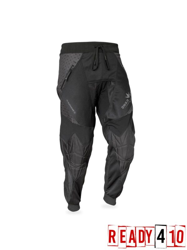 Bunkerkings Supreme Jogger Pants - Royal Black - Front