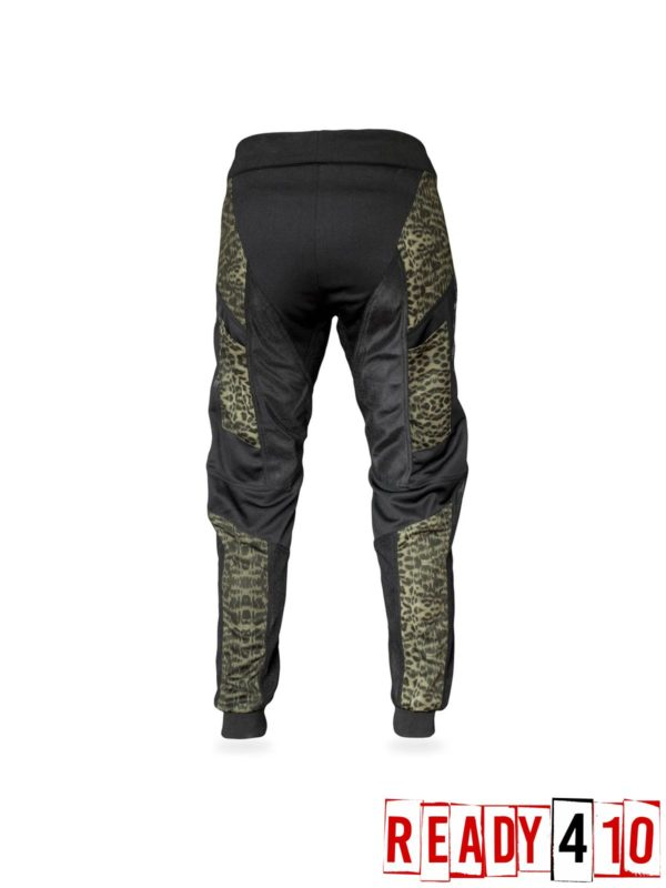 Bunkerkings Supreme Jogger Pants - Leopard - Back