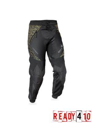 Bunkerkings Supreme Jogger Pants - Leopard - Front