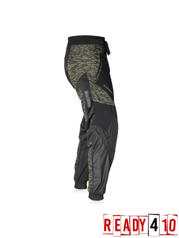 Bunkerkings Supreme Jogger Pants - Leopard - Right