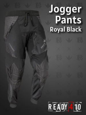 Bunkerkings Supreme Jogger - Royal Black