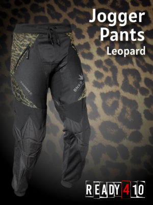 Bunkerkings Supreme Jogger Pants – Leopard