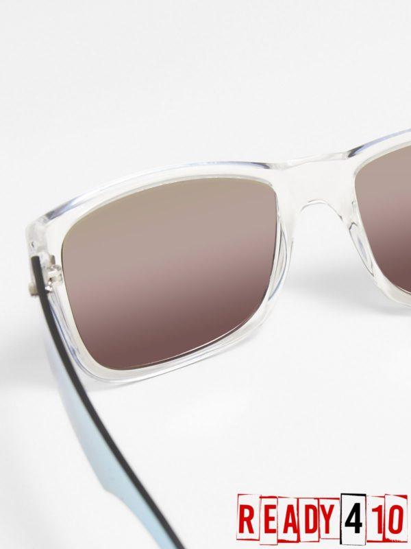 Urban Classics 110 Sunglasses – transparent/blue