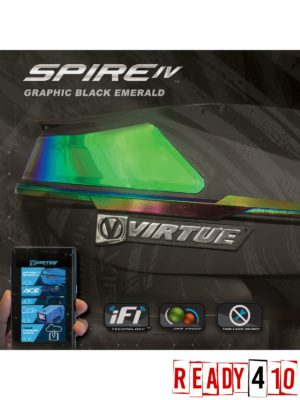 Virtue Spire IV Lifestyle G Black Emerald