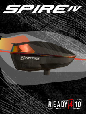Virtue Spire IV Graphic Fire - Lifestyle