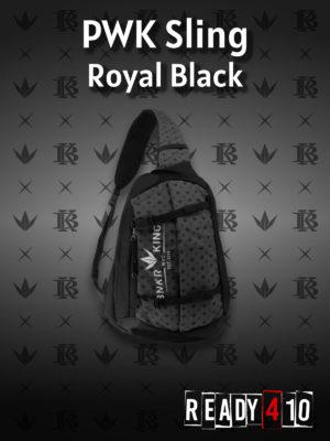 Bunkerkings PWK Sling - Royal Black