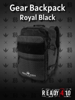Bunkerkings Supreme Gear Backpack - Royal Black