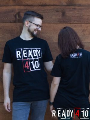 Ready410 Logo Shirt