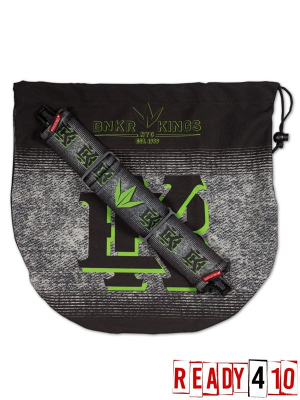 Bunkerkings CMD - Black Acid - Mask Bag