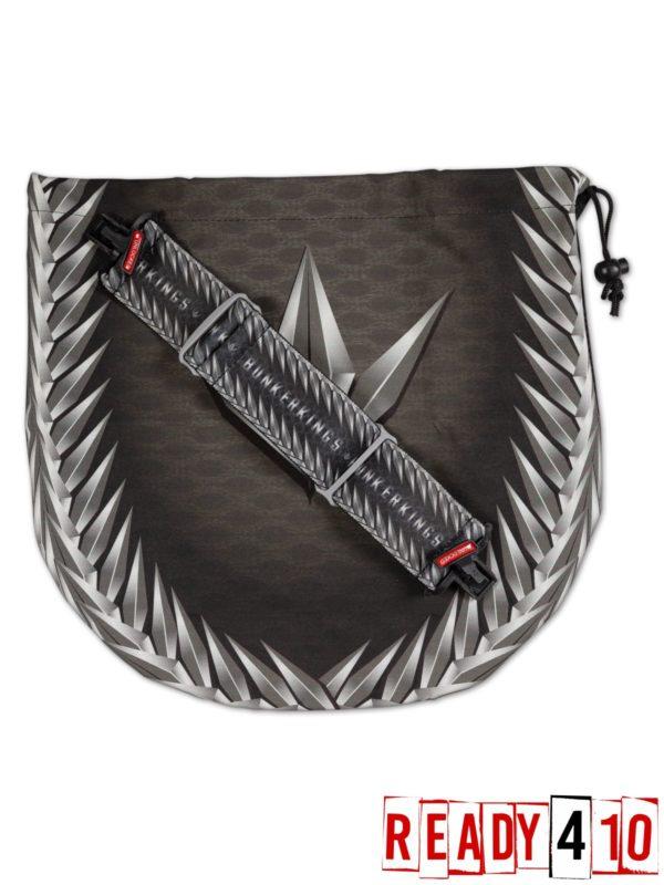Bunkerkings CMD - Black Panther - Mask Bag