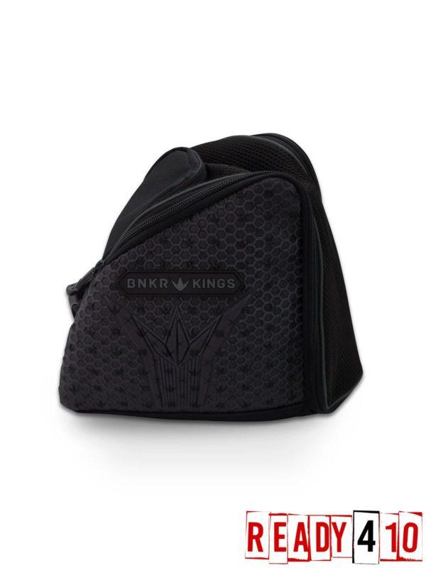 Bunkerkings Supreme Goggle Bag - Royal Black Side