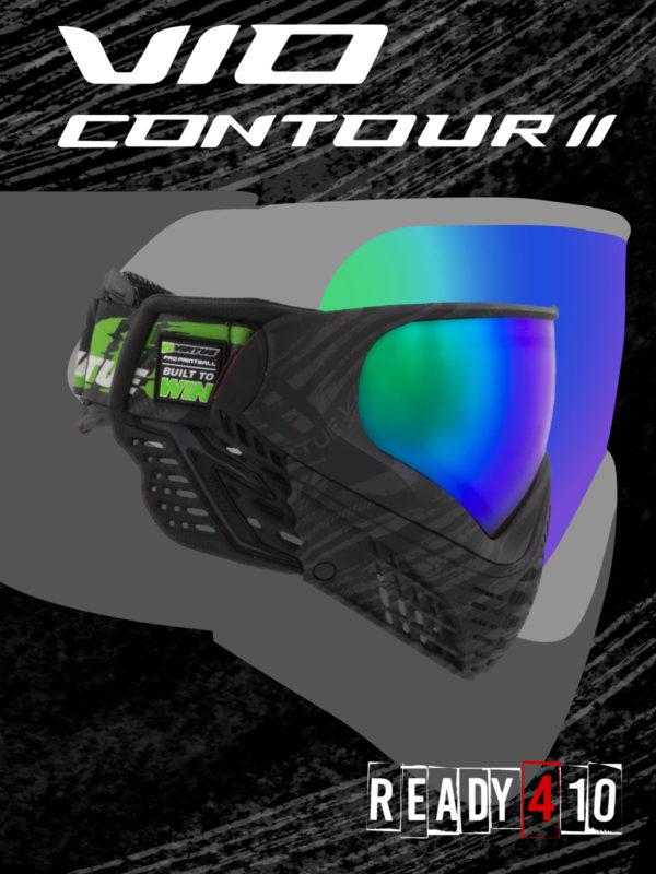 Virtue VIO Contour II - Graphic Black Emerald