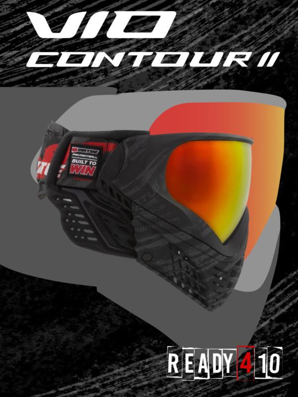 Virtue VIO Contour II - Graphic Black Fire