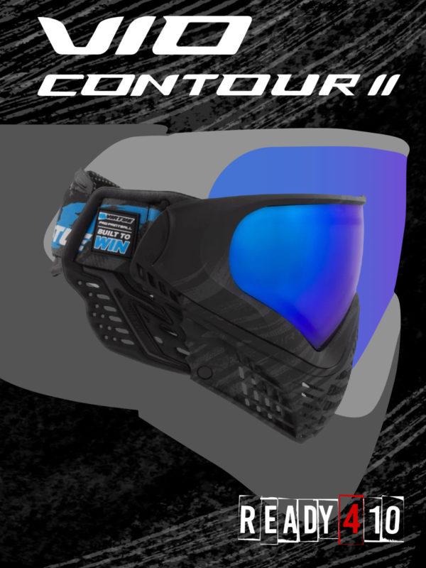 Virtue VIO Contour II - Graphic Black Ice