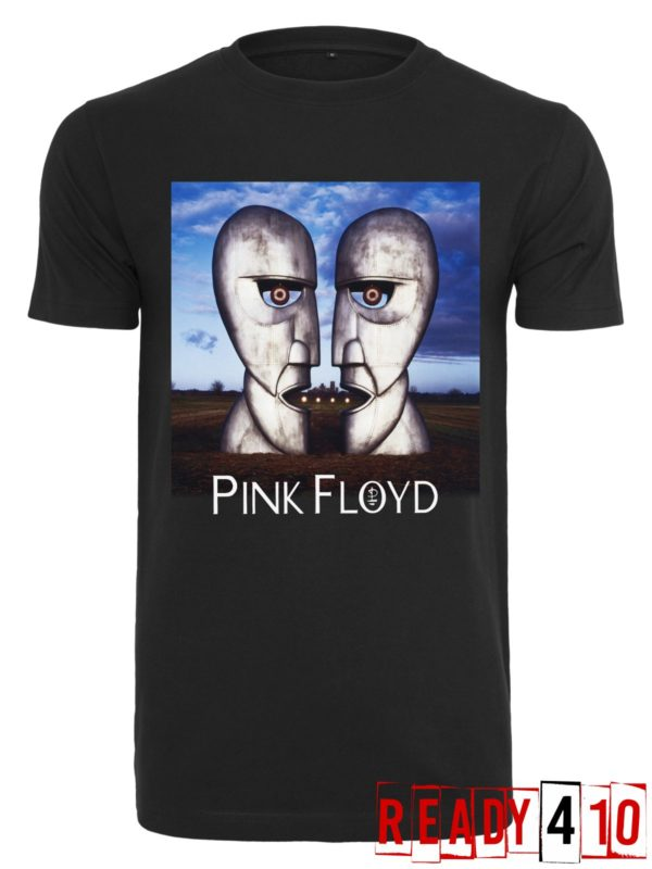 Merchcode Pink Floyd The Division Bell Logo Shirt Front