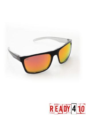 Virtue V-Paragon Polarized Sunglasses - Polished White Fire