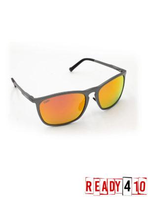 Virtue V-Wave Polarized Sunglasses - Gunmetal Fire