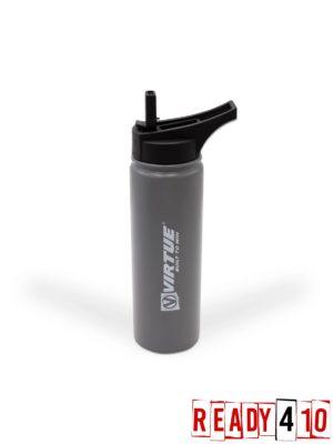 Virtue Stainless Steel 24Hr Cool Water Bottle - 650ml - Gray